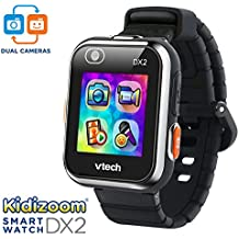 VTech Kidizoom Smartwatch DX2 - Black - Online Exclusive