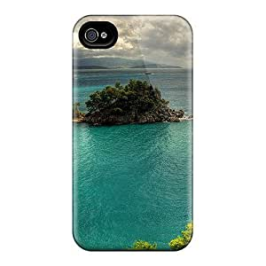 Ideal Cynthaskey Case Cover For Iphone 4/4s(greece1006), Protective Stylish Case
