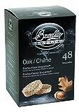 Bradley Smoker BTOK48 Smoker Bisquettes, 48 Pack, Oak