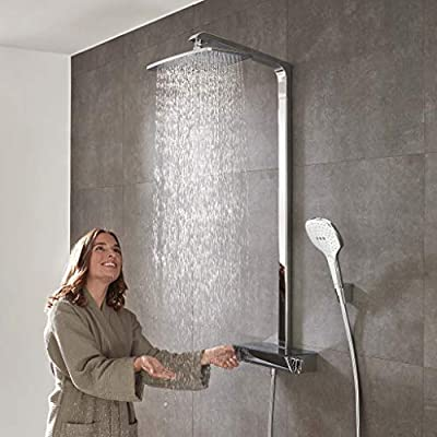 Hansgrohe 27112000 Raindance Select E 360 Sistema de ducha, 3 ...