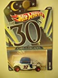 ford 1930 - 2011 Hot Wheels CARS OF THE DECADES 30s