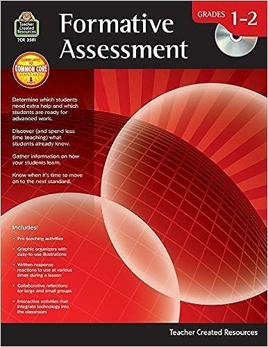 Book Formative Assessment Grade 1-2