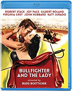 Cover Image for 'Bullfighter and the Lady'