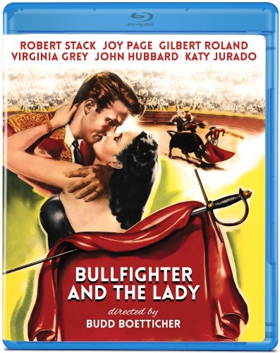 Bullfighter and the Lady [Blu-ray]