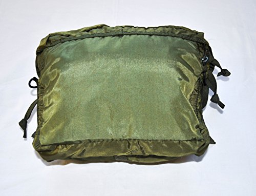 USGI OD Nylon M3 Medic CLS Bag pockets by SDS
