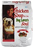 Chicken Soup for the Dog Lover's Soul Dry Dog Food for Adult Dog, Light Chicken Flavor, 35 Pound Bag, My Pet Supplies