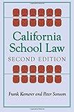 California School Law: Second Edition (Stanford Law Books)