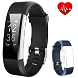 Best Fitness Trackers - Fitness Tracker HR Flenco Activity Tracker Heart Rate Review