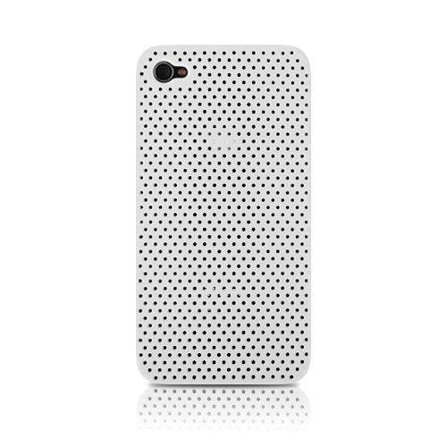 Katinkas 6006905 Housse en polymer pour Apple iPhone 4 Blanc
