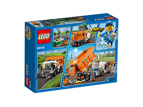 City - Garbage Truck New