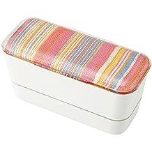 TAKENAKA Indian Cotton Bento Lunch Box (Pink)