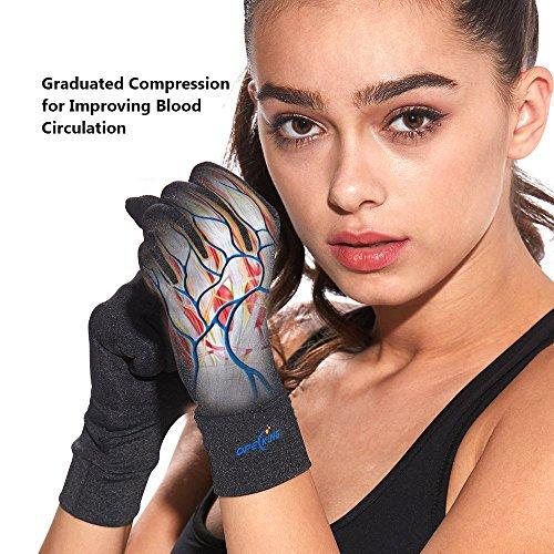 Arthritis-Gloves-Compression-Gloves-Wrist-Support-for-Rheumatoid-Osteoarthritis-Provide-Arthritic-Joint-Pain-Symptom-Relief-Men-Women-Full-Finger-Small