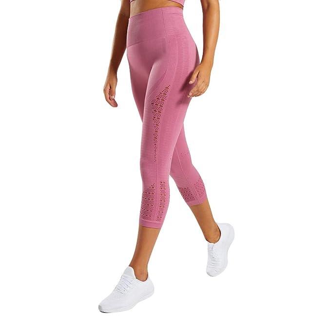 Sayla Pantalones Mujeres Leggings Verano Fitness Tallas ...