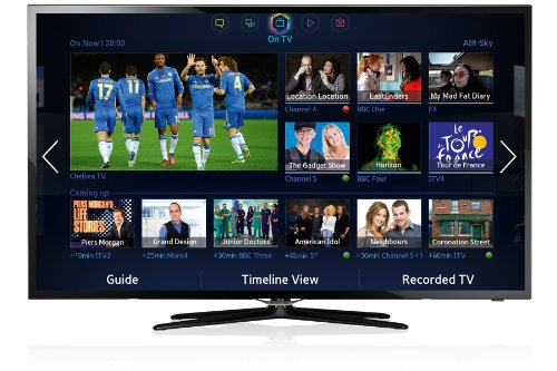 Samsung Series 5 F5500 32-inch Widescreen Full HD Smart LED TV (New for 2013)