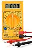 Neiko 40508 AC/DC Hand-Held Digital Multimeter with Diode/Transistor Test Function Max Reading 1999