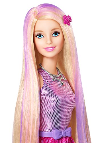 Barbie Hair Color And Style Doll Buy Online In Uae