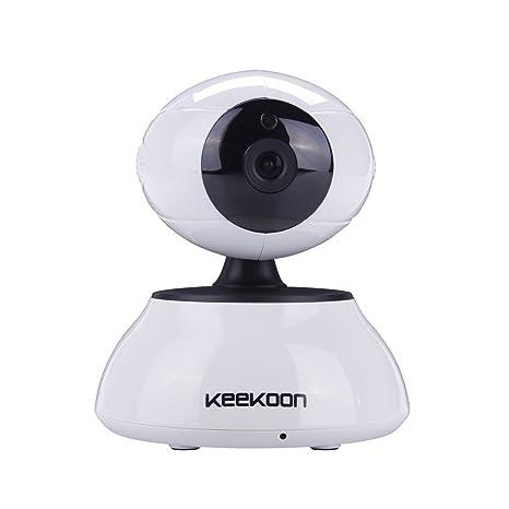 Amazon.com : Keekoon 720P HD H.264 Megapixel Wireless IP ...