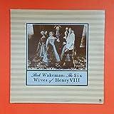 RICK WAKEMAN Six Wives Of Henry VIII SP 4361 LP Vinyl VG++ Cover VG++ GF