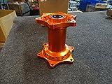 TCR REAR Wheel Hub KTM Orange 125 250 300 350 450 525 SX SXF 07-16