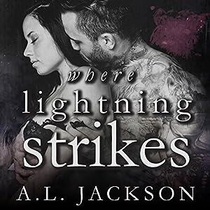 Where Lightning Strikes Audiobook