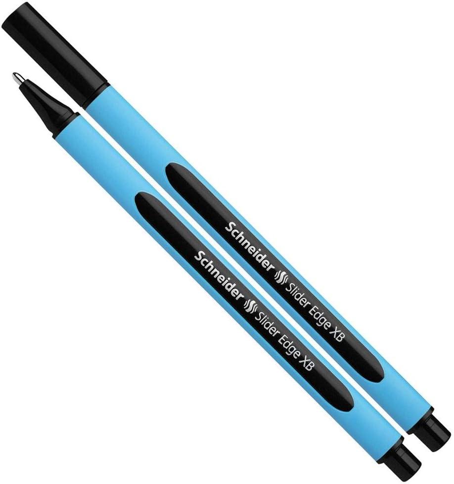 Schneider Slider Edge Triangular-Barrel Viscoglide Ballpoint Pen Green XB