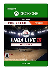 NBA LIVE 18: (Pre-Purchase/Launch Day) - Xbox One [Digital Code]