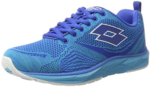Atl Basses Skp Bleu Blu Sneakers Superlight W Lotto Blu Net Femme Sport qZwXzg1P
