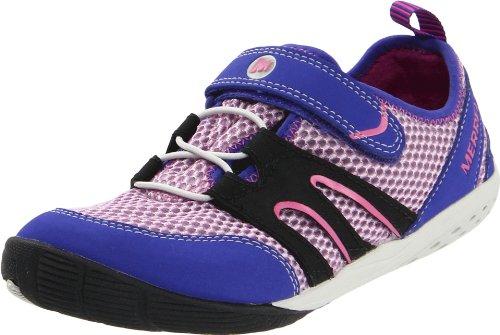Trail Glove Running Shoe ,Festival Fuchsia,3 M US Little