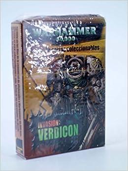 Caja Warhammer 40000 Invasion Verdicon Juego De Cartas Coleccionables: Amazon.es: VVAA: Libros
