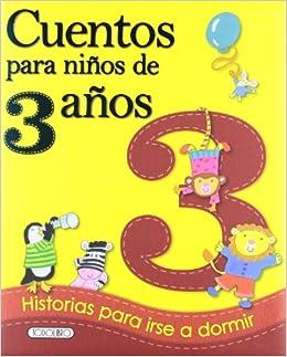 Cuentos para niños de 3 años: Amazon.co.uk: Equipo