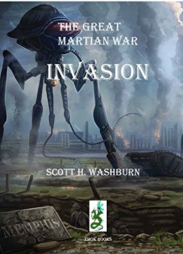 The Great Martian War: Invasion!