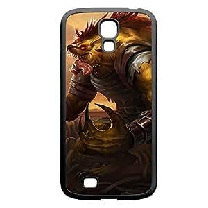 Warwick-002 League of Legends LoL Samsung Galaxy S6 Rubber Black