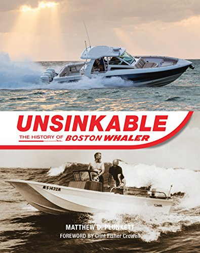 Pdf Transportation Unsinkable: The History of Boston Whaler