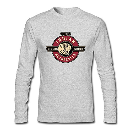6TN Men's - Retro Indian American Motorcycles T Shirt