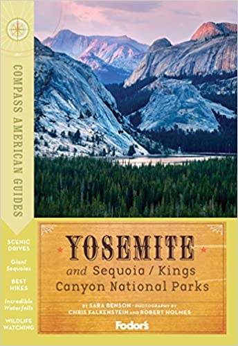 Compass American Guides Yosemite And Sequoia Kings Canyon National Parks Full Color Travel Guide Fodor S Travel Guides 9781640971011 Amazon Com Books