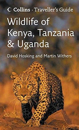 Wildlife of Kenya, Tanzania and Uganda (Traveller's Guide) ebook