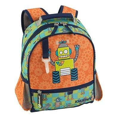 KidKraft Backpack, Robot, Small