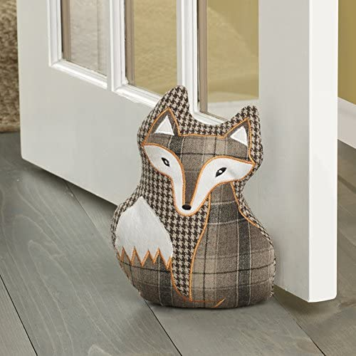 White Cat Available in Many Animals and Styles Decorative Door Stopper by Morgan Home 11 x 5.5 x 5.5 Inches Measures Approx