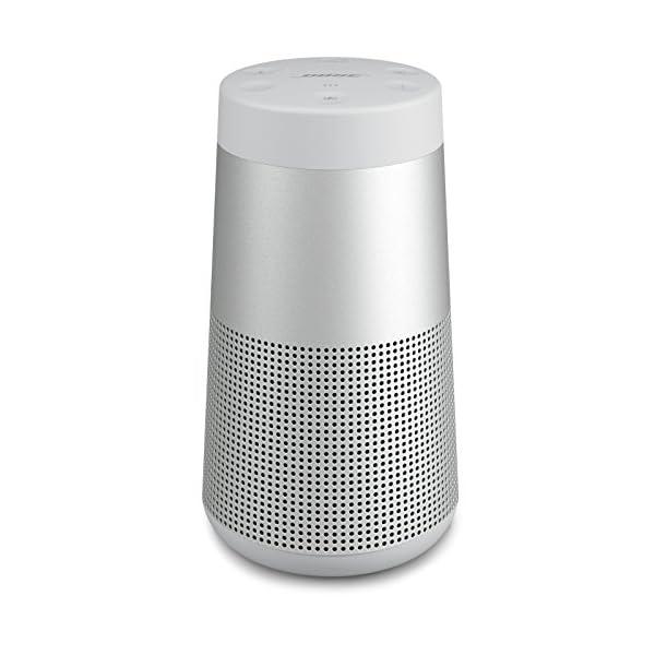 Bose SoundLink Revolve Enceinte Bluetooth - Argent 1
