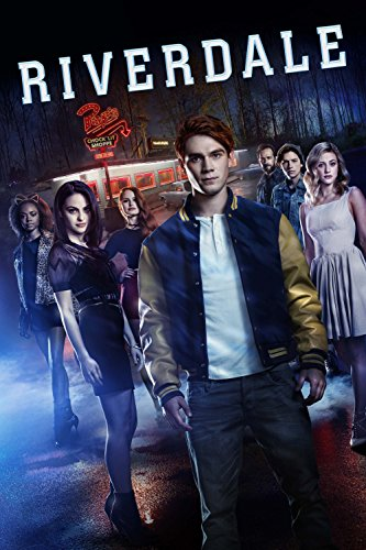 Riverdale Television Movie Poster Limited Print Photo K.J. Apa, Lili Reinhart, Camila Mendes Size 11x17 #1