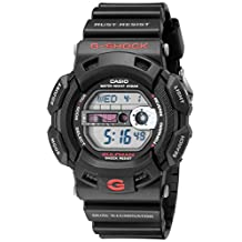 Casio Men's G9100-1 G-Shock Gulfman Tide and Moon Watch