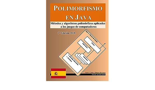Polimorfismo en Java: Métodos y algoritmos polimórficos aplicados a los juegos de computadoras eBook: Carlos Privitera: Amazon.es: Tienda Kindle