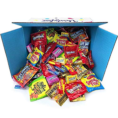 Candy Bulk Variety Pack Mixed Assortment by Variety Fun (288 oz) by Custom Varietea (Image #3)