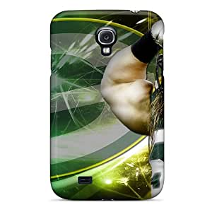 New Green Bay Packers Tpu Cases Covers, Anti-scratch Archerfactory2002 Phone Cases For Galaxy S4 Black Friday