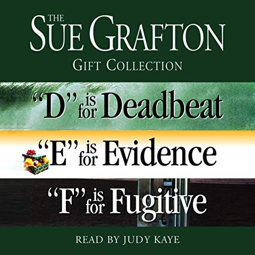 Sue Grafton DEF Gift Collection: