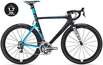 GIANT Propel Advanced SL 28 Pulgadas Bicicleta Negro/Azul (2016 ...