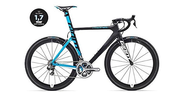 GIANT Propel Advanced SL 28 Pulgadas Bicicleta Negro/Azul ...