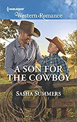 A Son for the Cowboy (The Boones of Texas)