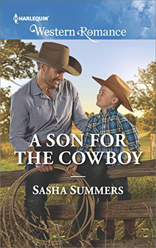 - A Son for the Cowboy (The Boones of Texas)