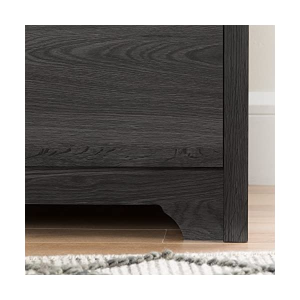 South Shore Fusion 5-Drawer Chest, Rustic Oak